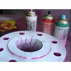 Liquid Dye Penetrant Testing DPT/PT Level-I - Trinity