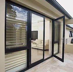 Aluminium Hinge Doors