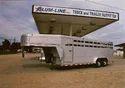 Commercial Gooseneck Livestock Trailer