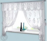 Made Window Curtain