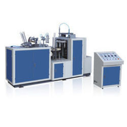 PE Coated Automatic Paper Cup Making Machine / Equipment