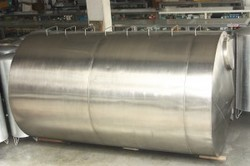 Pressure Tanks and Storage Tanks