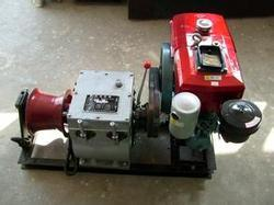 Cable Winch, Powered Winches