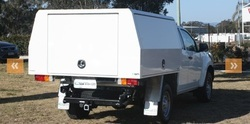 CSM Canopy and Interior Fit out  Luke Bodyworks u2013 custom tray . & Fleetpro Ute Canopy With