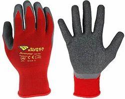 Textured Latex Coated Glove