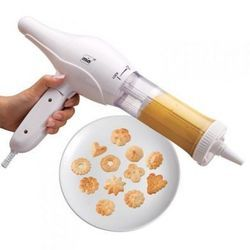 Electric Cookie Press from DYRAS. Manufacturer of Cookie ...