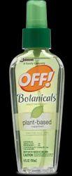 Off bug spray ingredients