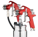 Devilbiss Jga Hd Spray Gun Range