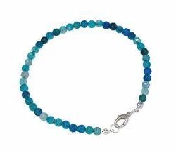 Stones in Blue Bracelet