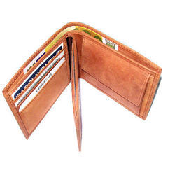Tri-Fold Wallets for Men