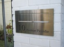 Stainless Steel Letterboxes