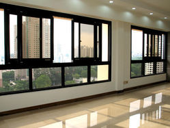 Aluminium Frame Sliding Window