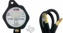 Pressure Gauge & Valve