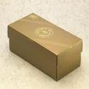 The Higgins Gold Gift Box