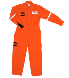 WORK Safe Coverall Nomex
