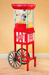 Popcorn and Concession Cart