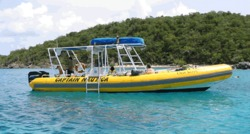 Sea Quest Rigid/ Inflatable Boats