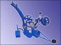 Surface Drive Silo Unloader