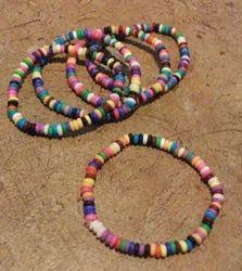 Bone Bead Bracelet