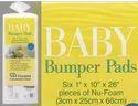 Nufoam Baby Bumper Pads