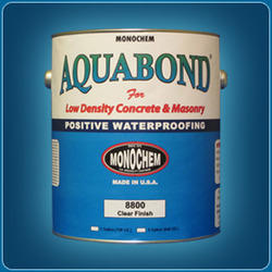 Aquabond primer from monopole manufacturer of epoxy for Aquabond paint