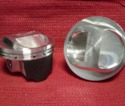 Two Ring Forged Pistons