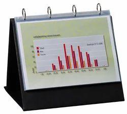 Luxury Desktop Flip Chart