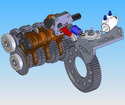 Mitsubishi Speed Sequential Gearbox
