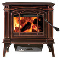 EPA Wood Burning Cast Iron Stove