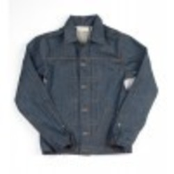 Denim Jacket Raw Drill