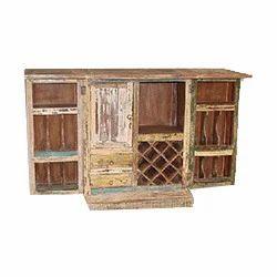 Wooden Carved Sideboard