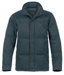 Mens Down Jacket Navy