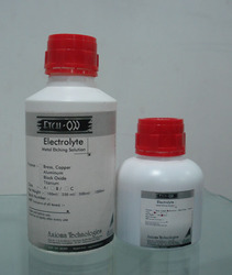 Chemical Metal Etching Electrolyte