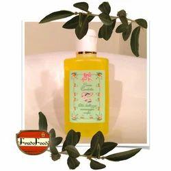 Oil Body Massage