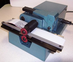 Separator from flat cable solutions manufacturer of dust - Tende separatorie ...