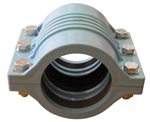 Ltralok High Impact PVC coupling
