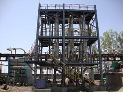 Forced Circulation Evaporator Plant