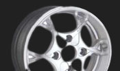 Four Wheeler Alloy Wheels SA-498