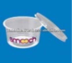 Disposable Printed Plastic Food Storage Container