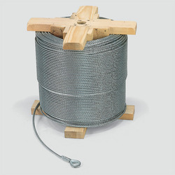 Steel Rope Low Torsion