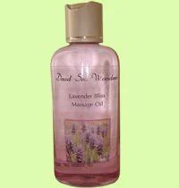 Lavender Scented Massage Oil