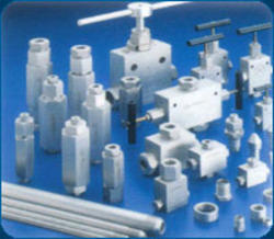 High Pressure Fittings & Valves
