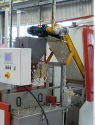 Degreasing Centrifuge Machine