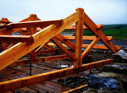 Roof trusses manufacturers from south africa for Clerestory roof truss design