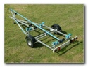 Multi Roller Boat Trailer
