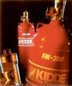Kidde Fire Protection Suppression System