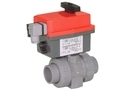 Type Electrically Actuated Ball Valves