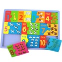 Educational Toys - Number Jigsaw