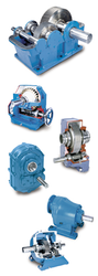 Foote-jones Worm Gear Reducer