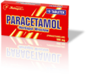 Paracetamol Herbapol Tablets